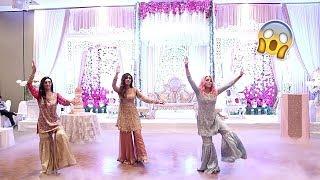BOLLYWOOD WEDDING DANCE | GROOM SURPRISE DANCE | BODMONZAID