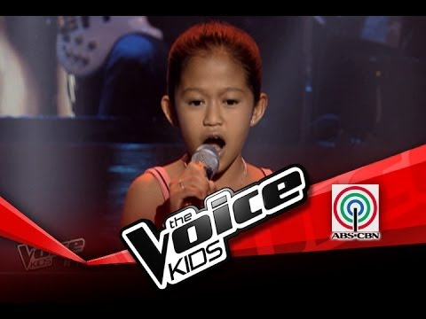 The Voice Kids Philippines Blind Audition 'Luha' by Marianne