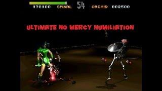 Ultimate No Mercy Humiliation KI-Arcade