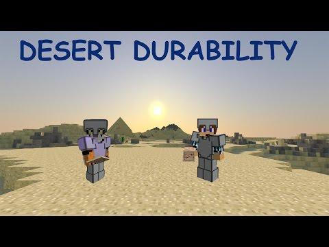 -  desert durability - ep 5 - l'exploitation des resources -