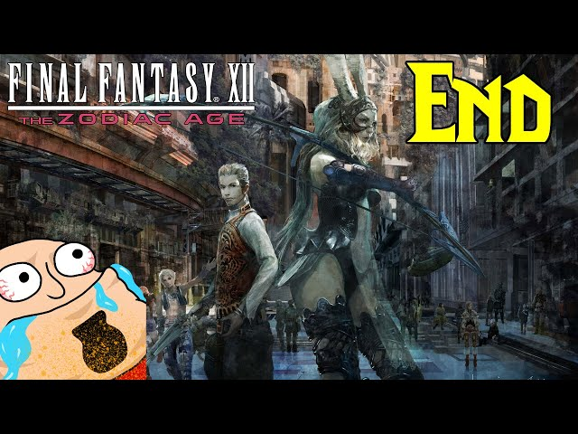 Vince Tries - Final Fantasy XII: The Zodiac Age | End
