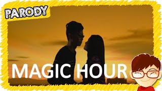 Magic Hour Trailer (Parodi)