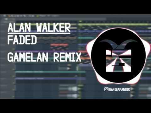 Alan Walker - Faded (Gamelan & Anklung Remix)