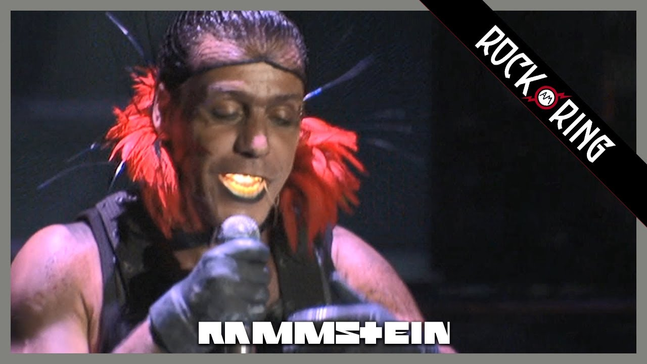 Download Rammstein - LIVE at Rock am Ring 2010 | [Pro-Shot] Full HD 1080p