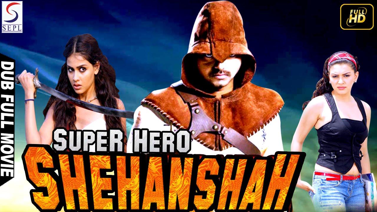 Download Super Hero Shehanshah - Dubbed Full Movie | Hindi Movies 2016 Full Movie HD