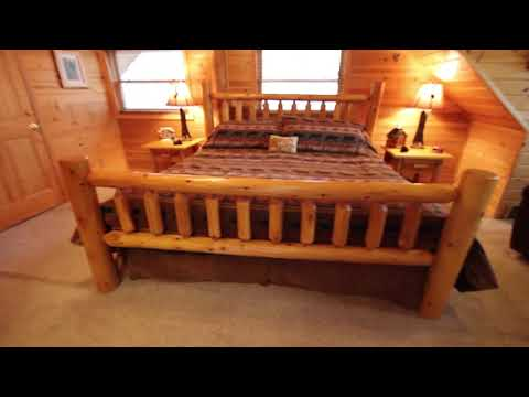 Log Home For Sale Northern Michigan Near Cadillac And Traverse City