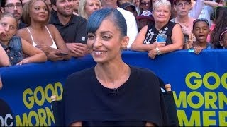 Nicole Richie Interview 2014: Reality Star Talks