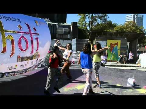 Christchurch HOLI 2015 with Tronic Insurgence & DJ AJAY