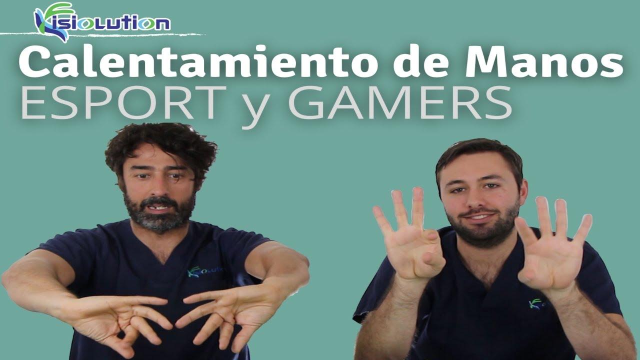 Calentamiento De Manos Para Esports Fisiogamer Fisioterapia Fisiolution Youtube