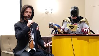 Space Ghost Coast To Coast Live - Free Play Florida | Billy Mitchell, Walter Day, Nathan Barnatt