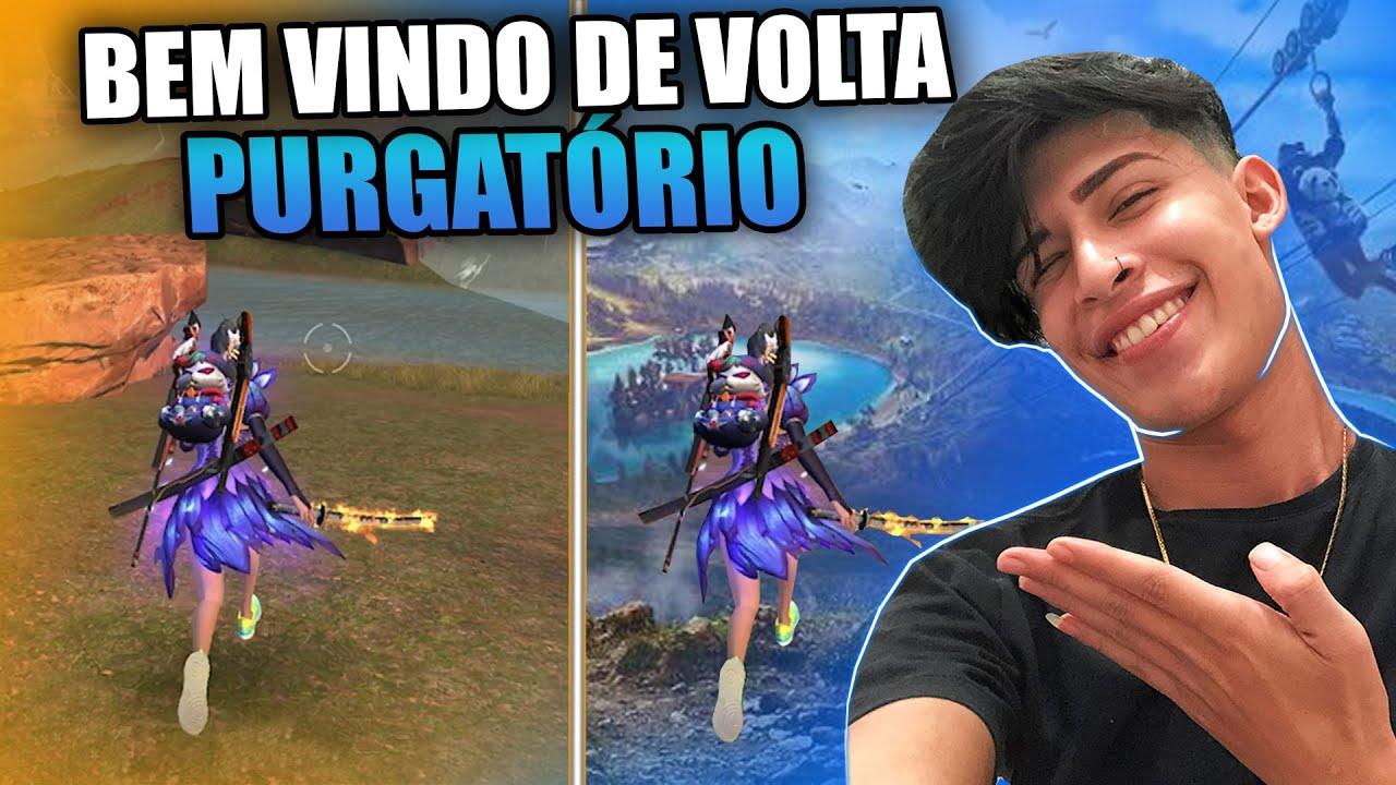 A DEUS KALAHARI BEM VINDO DE VOLTA PURGATORIO - FREE COLT