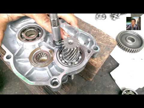 Cara Mengganti LAHER AS PULI/LAHER GARDAN Pada Motor Mio