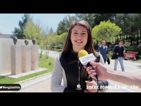 Sokak Röportajları - Dünyanın En Güzel Hissi Hangisidir?