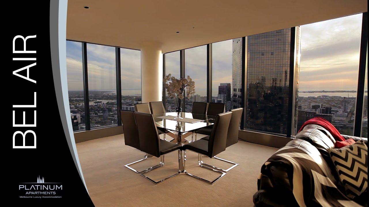 Bel Air Luxury Melbourne Cbd Accommodation Platinum Apartments
