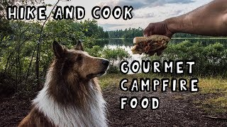 Hike and Cook - Gourmet Campfire Food