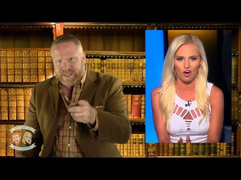 Take Down of Tomi Lahren Defending the Donald Trump Tapes - The Conversation
