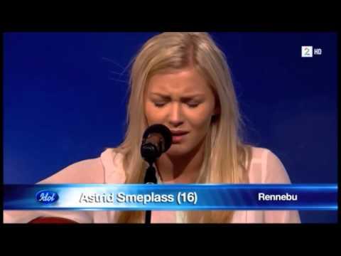 Astrid Smeplass - «Jolene» IDOL Norge [HD]