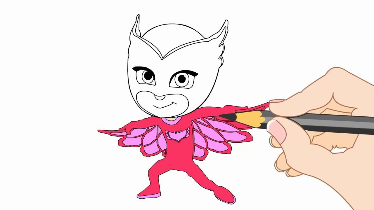 картинки карандашом герои в масках