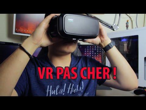 La VR pour pas cher !