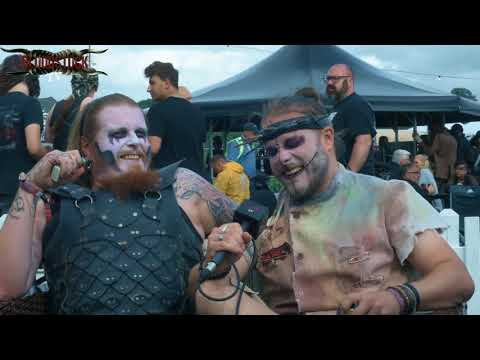 EVIL SCARECROW - Interview - Bloodstock TV 2019
