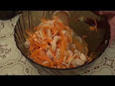 Хе из рыбы - пошаговый рецепт с фото на