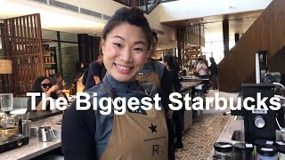 TOUR OF THE LARGEST STARBUCKS IN SOUTHEAST ASIA | THE BALI VLOG #051
