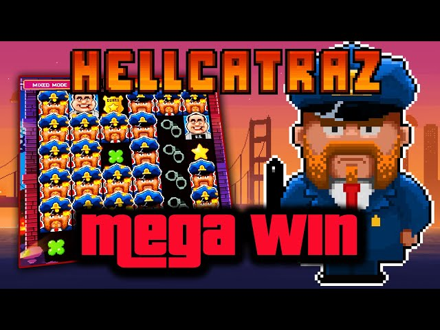 HELLCATRAZ 👮 SUPER MEGA WIN 🚨