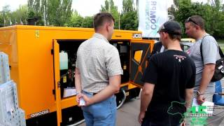 Компания Compressors Int. приняла участия в выставке «Машиностроение. Металлургия 2016».