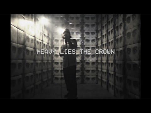 "COLDBURN ""Heavy Lies The Crown"" OFFICIAL MUSIC VIDEO"