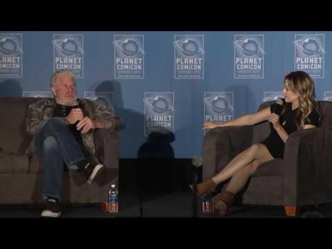 PCKC 2017 Ron Perlman Panel