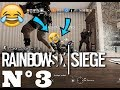 Rainbow Six Siege funny and crazy moments, glitches #3😂