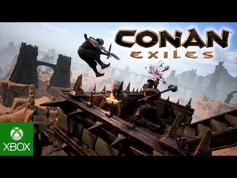 Conan Exiles - Coming Soon to Xbox One