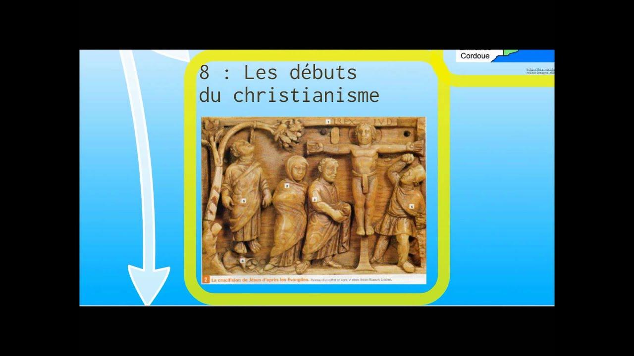 Le programme d'Histoire-Géographie de 6ème - YouTube