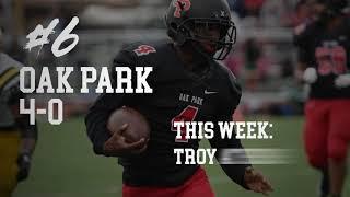 Top 10 High School Football Teams: Week 5