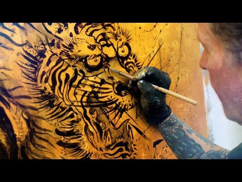 Meet Ed Hardy: The Godfather Of Modern Tattooing