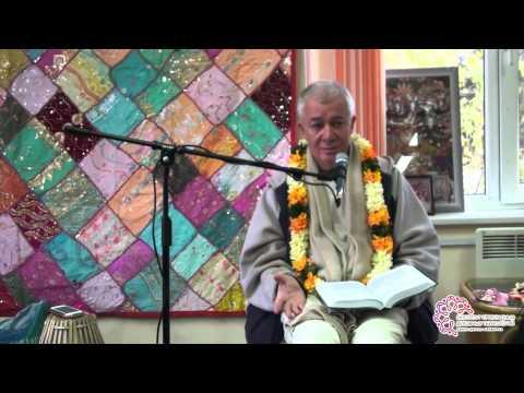 Шримад Бхагаватам 4.8.54 - Чайтанья Чандра Чаран прабху