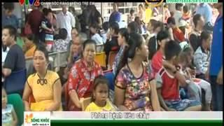 Hướng dẫn phòng chống bệnh tiêu chảy cho trẻ của Trung tâm y tế dự phòng TP HCM-Việt Nam