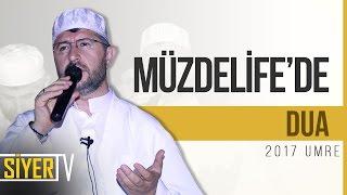 Müzdelifede Dua | Muhammed Emin Yıldırım (2017 Umre Ziyareti)