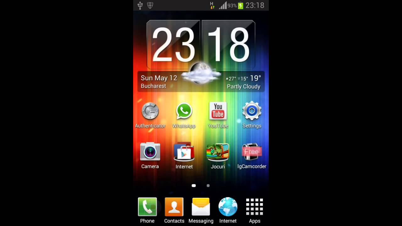 3G Digi Net Mobil setari pentru Android