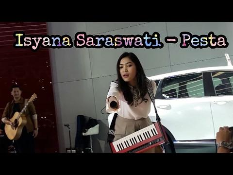 Isyana Sarasvati - Pesta LIVE at Honda IIMS