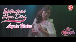 Evi Masamba -  BIDADARI LUPA DIRI (Lyric Video)