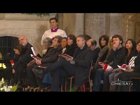 Sinodo minore: l'apertura in Basilica di Sant'Ambrogio - (ChiesaTV) - 14 gennaio 2018