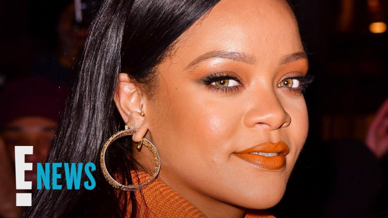 Rihanna's Viral Dress Returns for Black Lives Matter | E! News