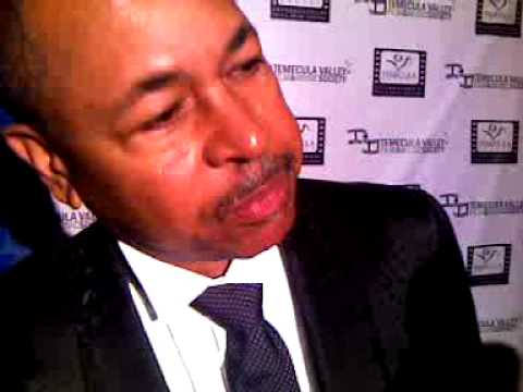 ie kidz interview Ralph Johnson w/ Earth Wind & Fire!