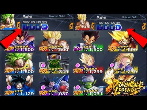 Dragon Ball Legends Fastest Way To Soul Boost And Level Up Characters! DB Legends Guide