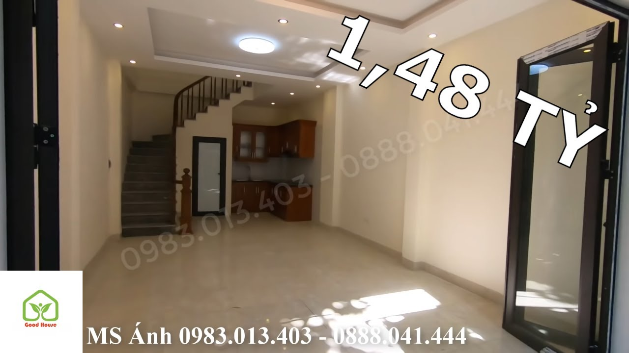 Cần bán nhà 4 tầng đẹp, đầy đủ nội thất, SĐCC tại Hà Đông, Hà Nội   nhà TỐT