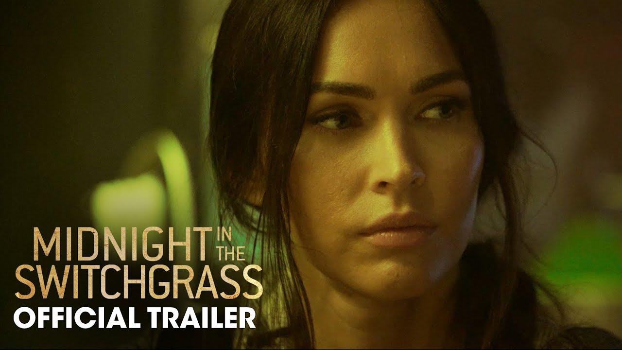 Midnight In The Switchgrass (2021) Official Trailer - Bruce Willis, Megan Fox