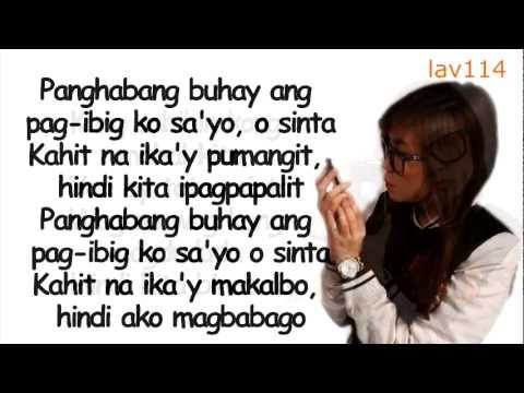 【HD】Pag-ibig - Yeng Constantino (CLEAR AUDIO AND LYRICS) (MP3)