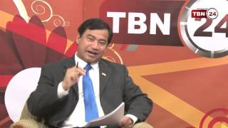 TBN24 Special Talk Show Asraful Hasan Bulbul with Ahmad Al Kabir