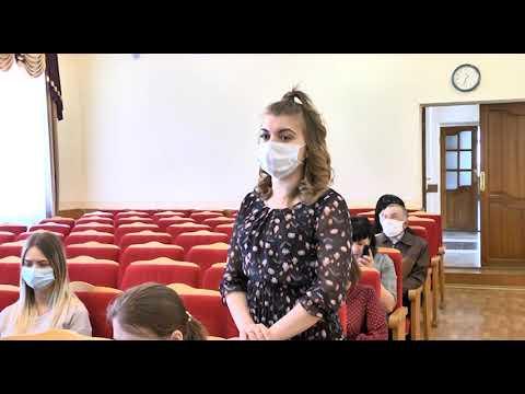 Депутат Госдумы РФ встретился с волонтерами Мелеуза / Сатурн-ТВ Мелеуз
